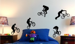 BWX KIDS WALL ART STICKERS GRAPHICS