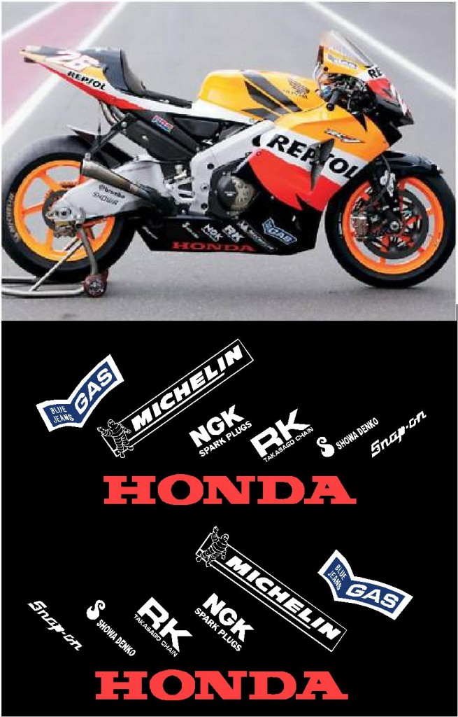 Graphics For Cbr Repsol Graphics Wwwgraphicsbuzzcom - Custom motorcycle stickers kits