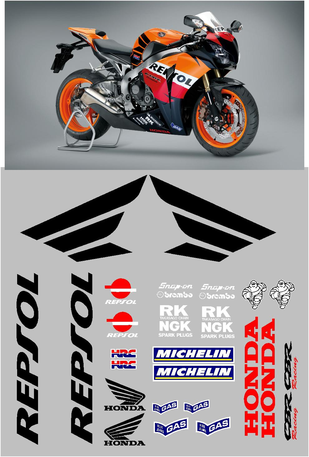 cruiser bikes motorcycle stickers motorcycle decal kits - HD991×1463