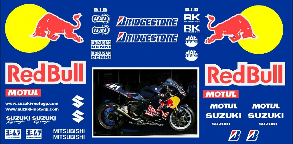 Red Bull Motorcycle Custom Stickers Custom Vinyl Decals - Vinyl stickers for motorcyclesmotorcycle graphics motorcycle stickers motorcycle decals